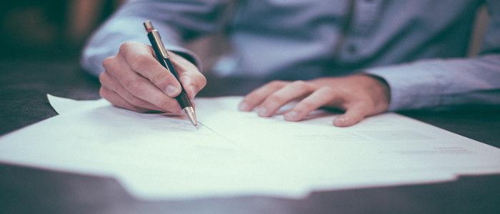 Envoyez votre contrat de mission à votre agence et non à AG2R LA MONDIALE